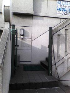 風鳴館・階段